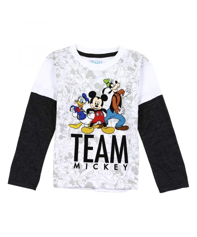 Mickey Toddler Little Sleeve Graphic