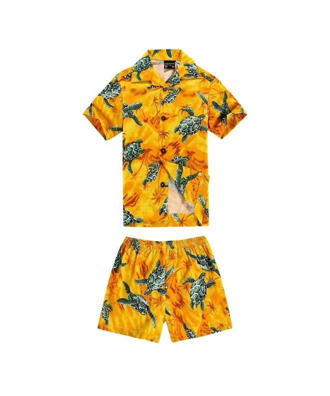 Aloha Fashion Hawaiian Shorts Cabana