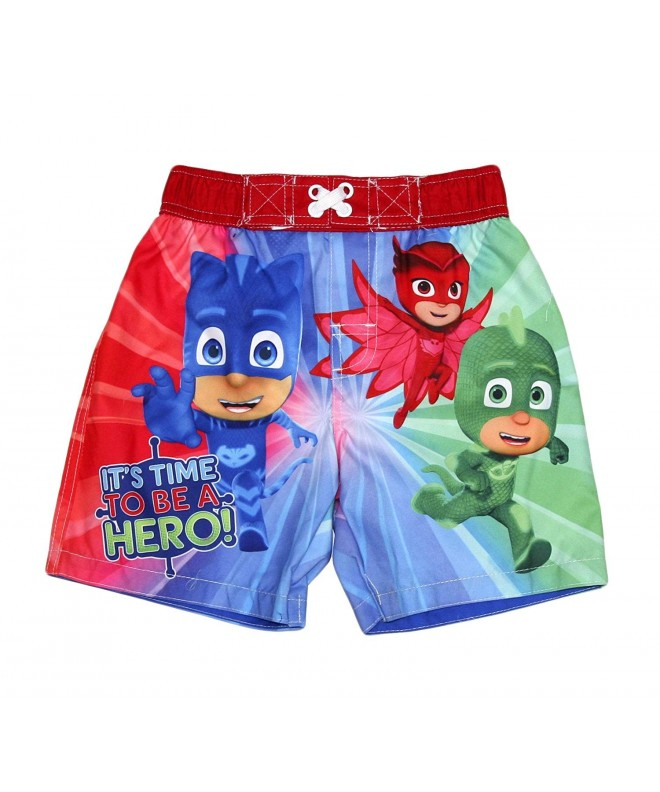 Masks Boys Trunks Swimwear Toddler