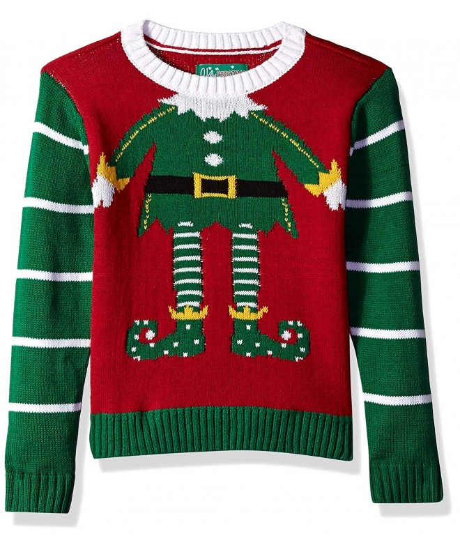 Ugly Christmas Sweater Company Sleeveless