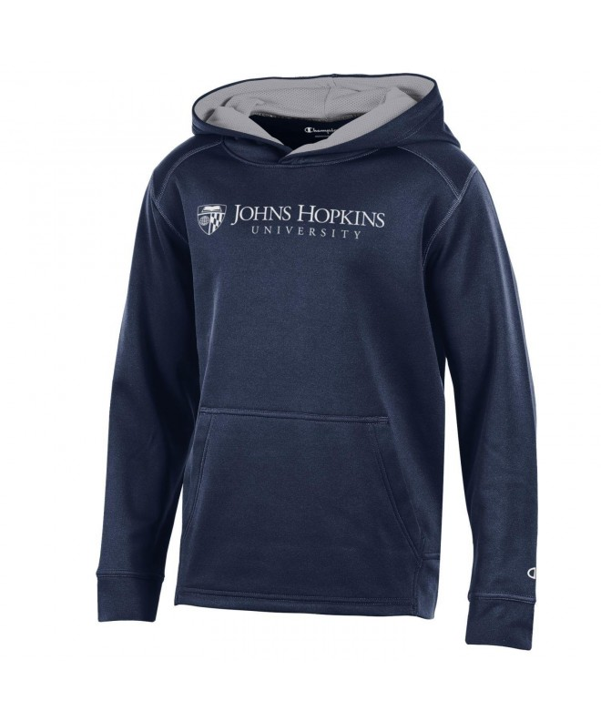 Hopkins University Champion Athletic Sweatshirt