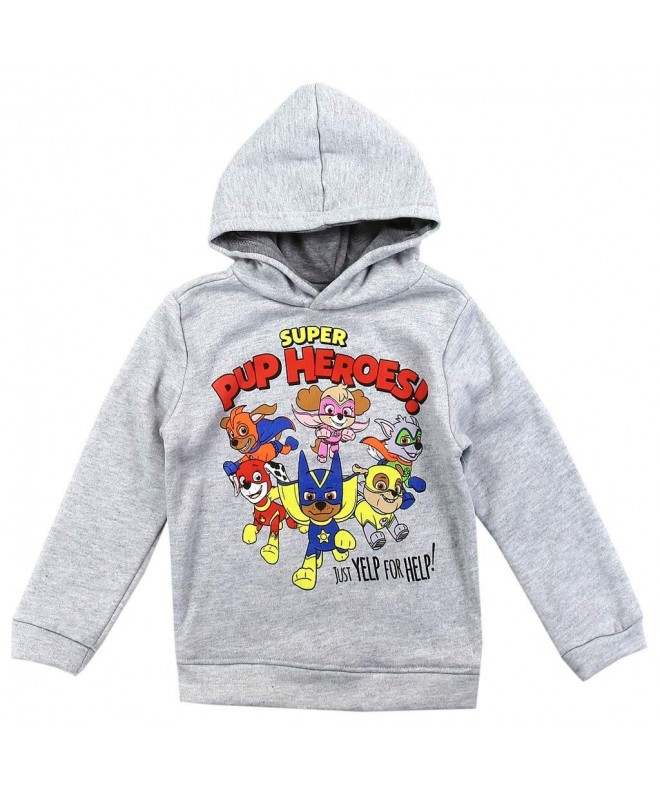 Paw Patrol Toddler Pullover Sweater
