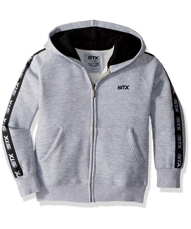 STX Fashion Sleeve Fleece Hoodie