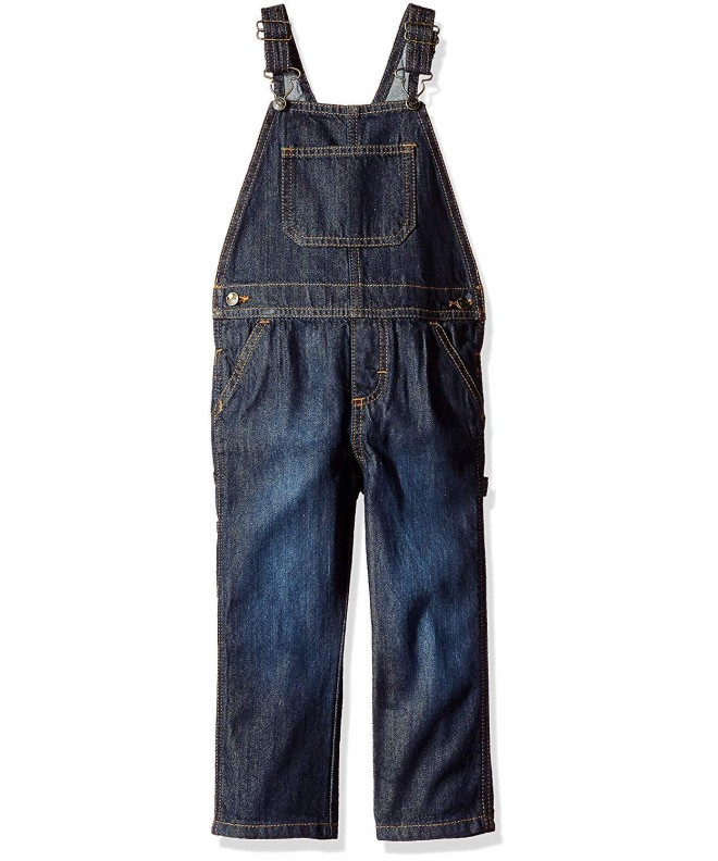 Wrangler Authentics Toddler Denim Overall