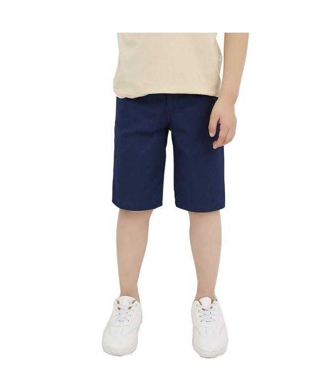Shorts Waist School Uniform Trousers