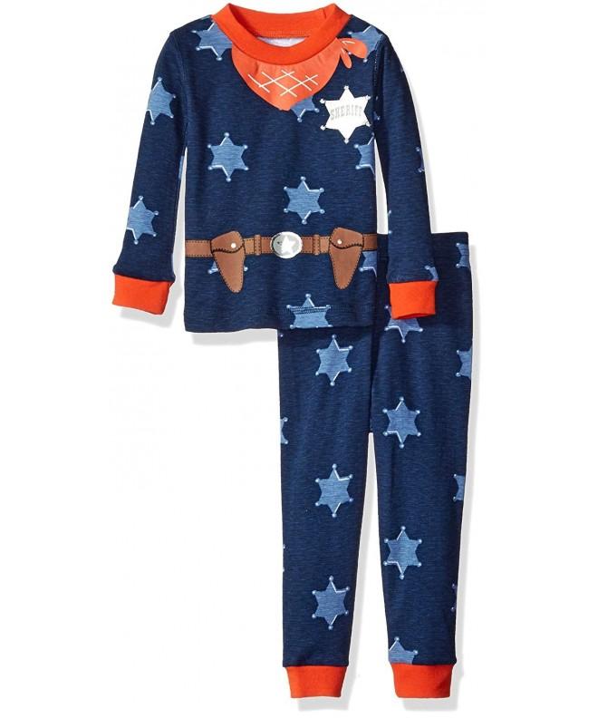 Petit Lem Boys Piece Pajama