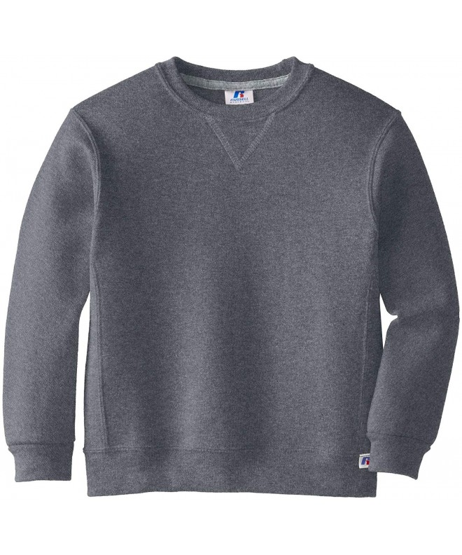 Russell Athletic Boys Fleece Crew