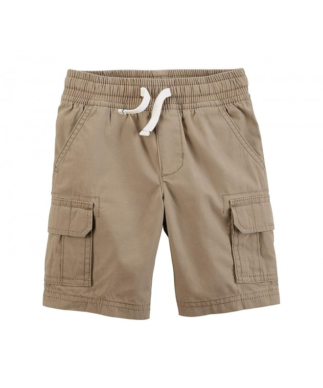 Carters Boys Toddler Cargo Shorts