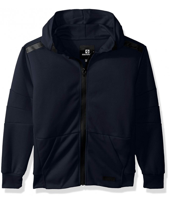 Southpole Little Fleece Hooded Fullzip