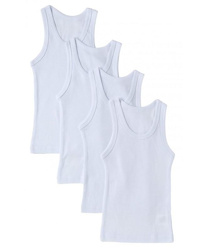 Sportoli Ultra Cotton White Undershirts