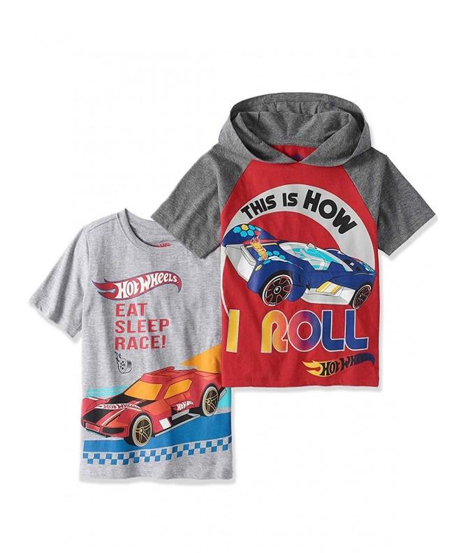 Hot Wheels Boys T Shirts T Shirt