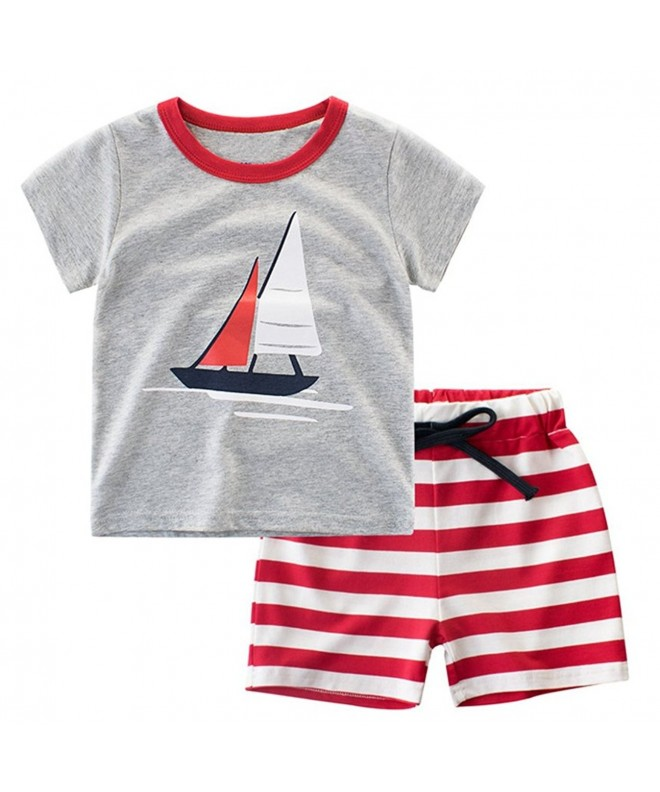 2Bunnies Airplane Sailboat Cruise Stripe