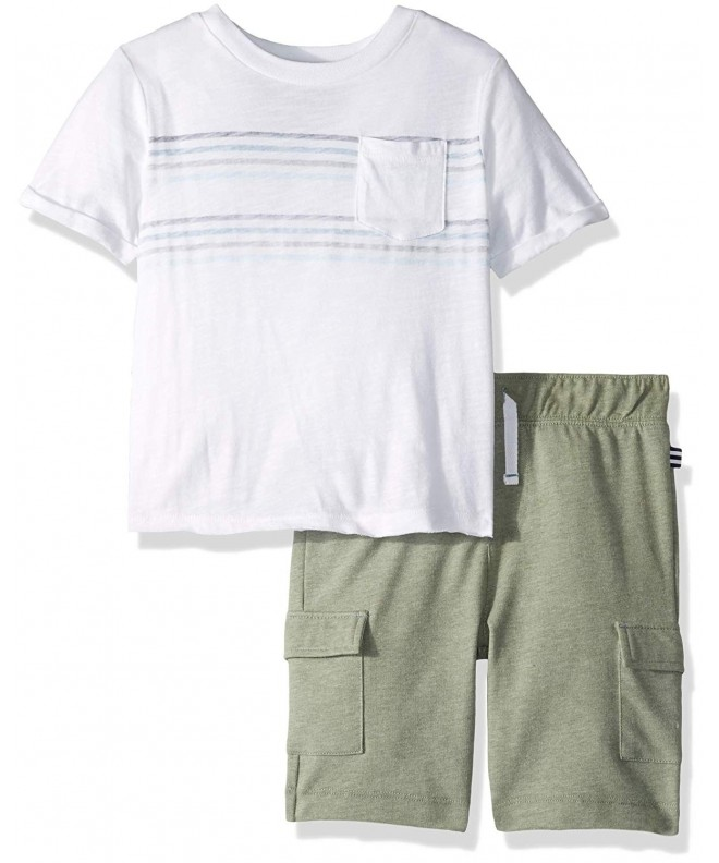 Splendid Boys Racing Stripe Pocket