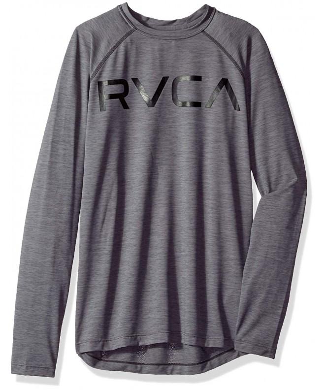 RVCA Boys Micro Mesh Sleeve