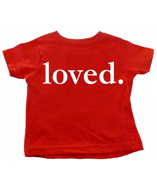 Custom Kingdom Girls Loved T Shirt