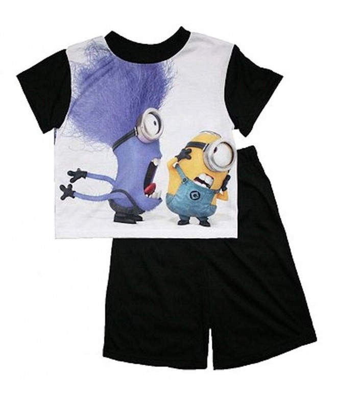 Despicable Minion Boys Short Pajama