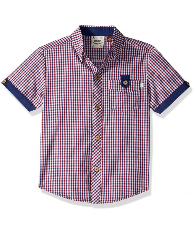 Fore Axel Hudson Checked Shirt