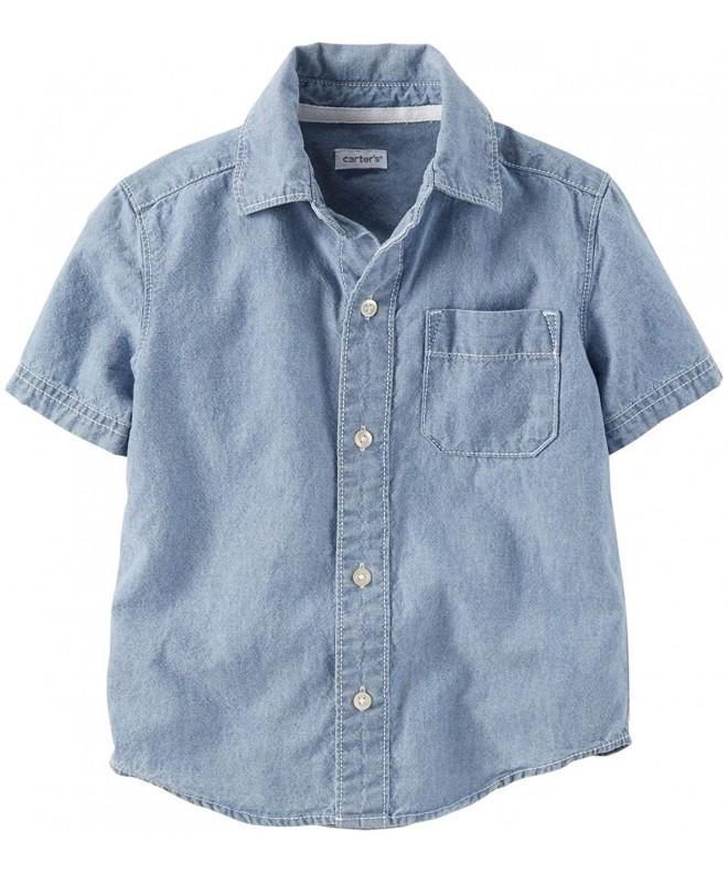 Carters 263B570 Woven Shirt 263b570