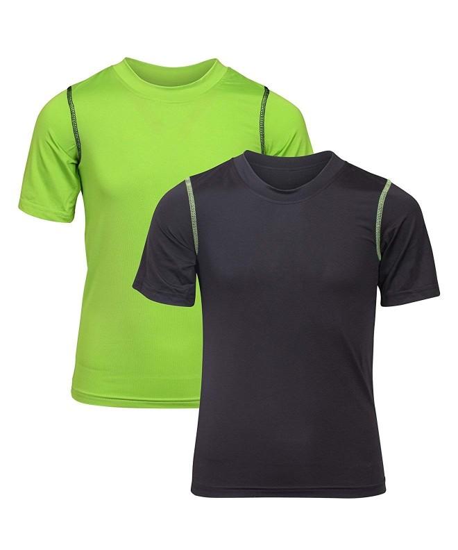 Black Bear Performance Dry Fit T Shirts