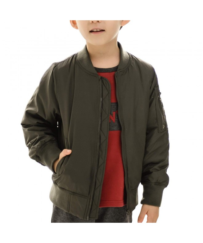 CUNYI Little Fashion Bomber Windproof