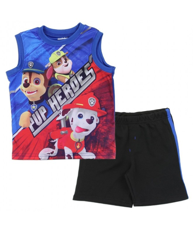Nickelodeon Little Toddler Patrol Sublimated