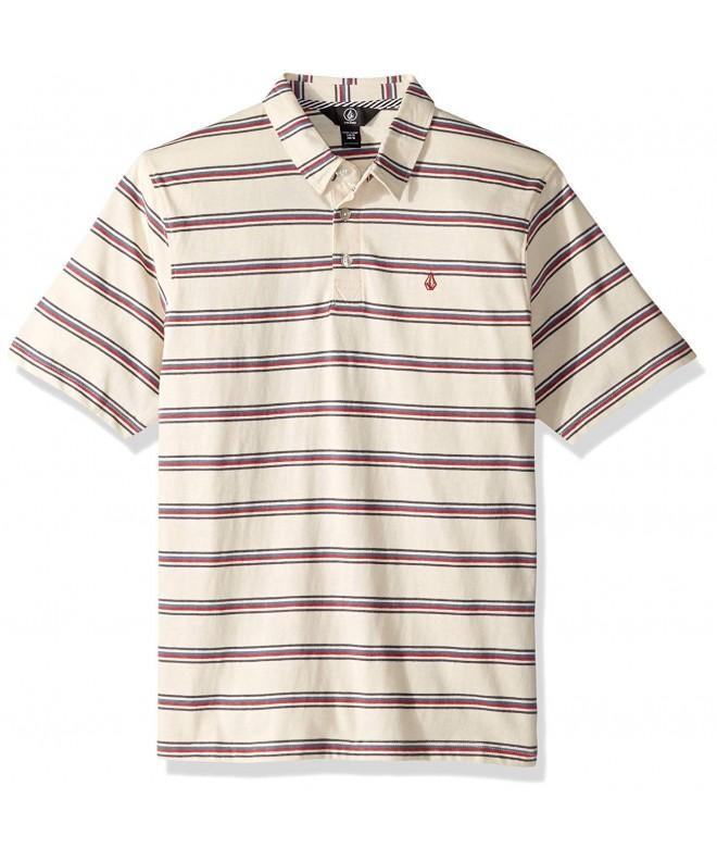 Volcom Boys Wowzer Stripe Polo
