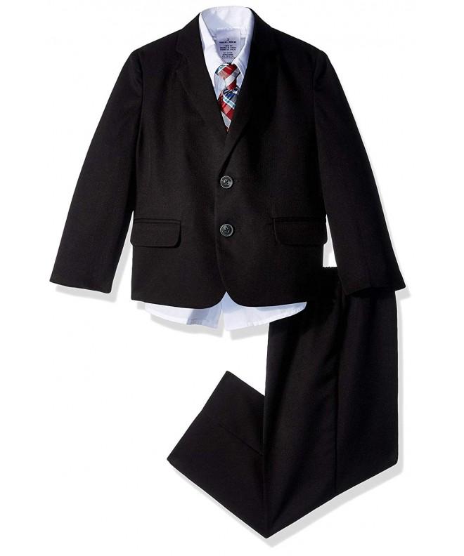 Nautica Little Jacket Shirt Herringbone