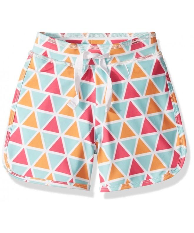 Masala Kids Little Shorts Mosaic