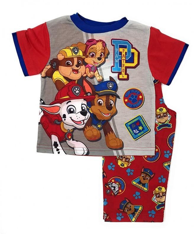 Patrol Toddler Boys Polyester Pajama