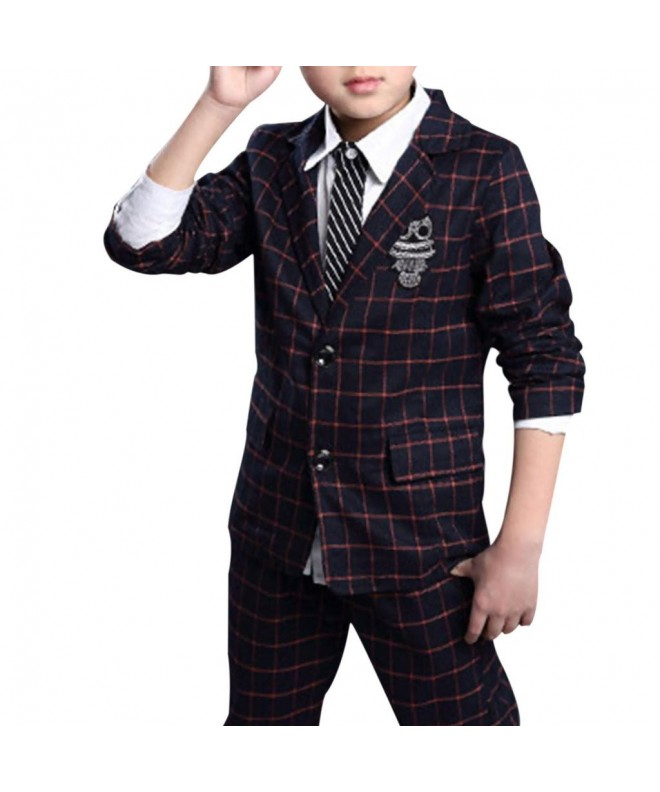 GetUBack Children Blazer Wedding Clothing