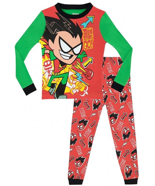 Teen Titans Go Boys Pajamas