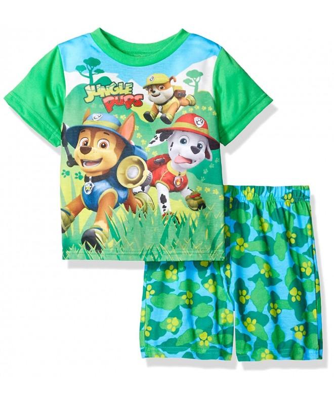 Nickelodeon Boys Patrol 2 Piece Pajama