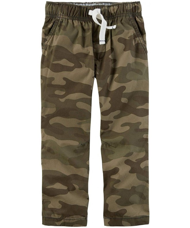 Carters Boys Woven Pant 248g413
