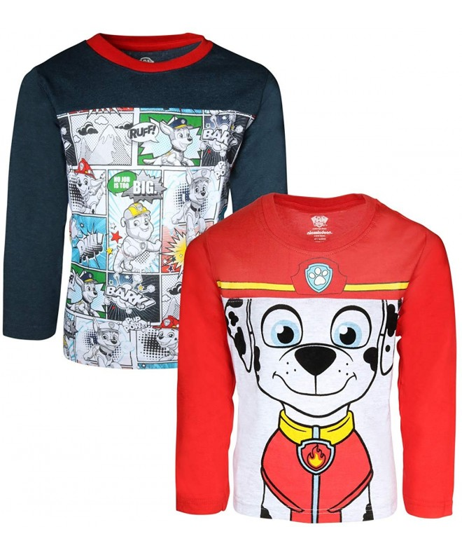 Nickelodeon Patrol Boys Sleeve T Shirt