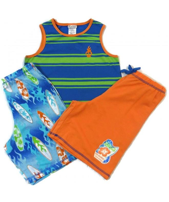 St Eve Resistant Sleepwear Orange
