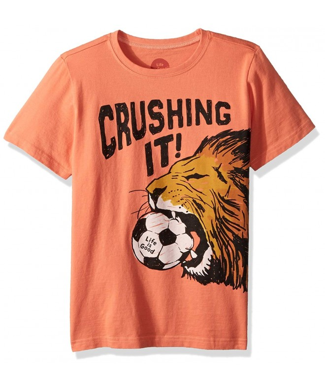 Life Good Crushing Soccer Crusher