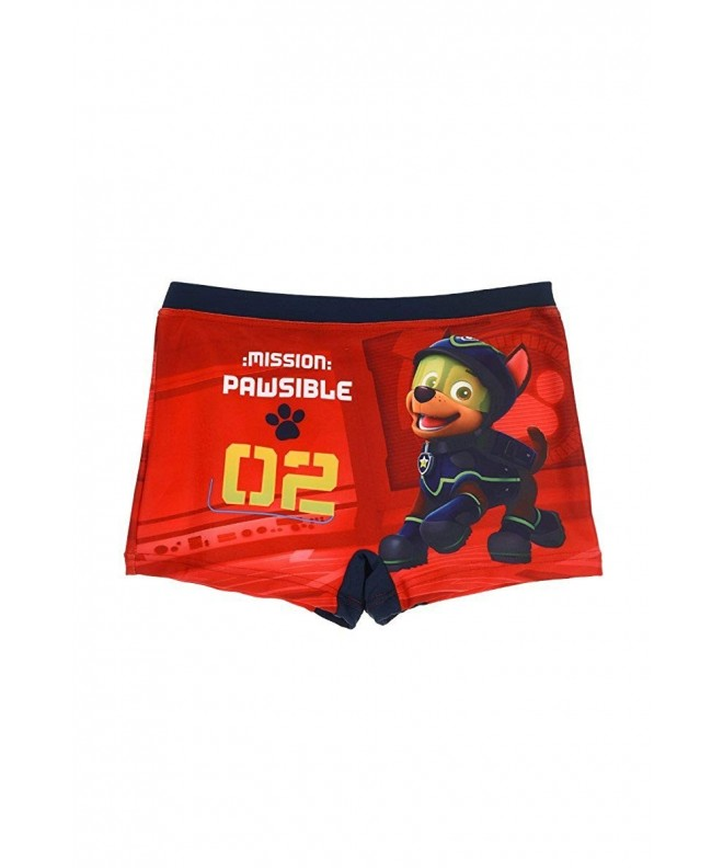 Paw Patrol Printed Swim Trunks