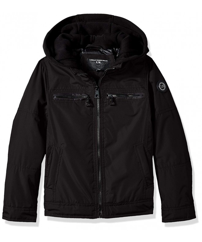 Urban Republic Ballistic Jacket Melange