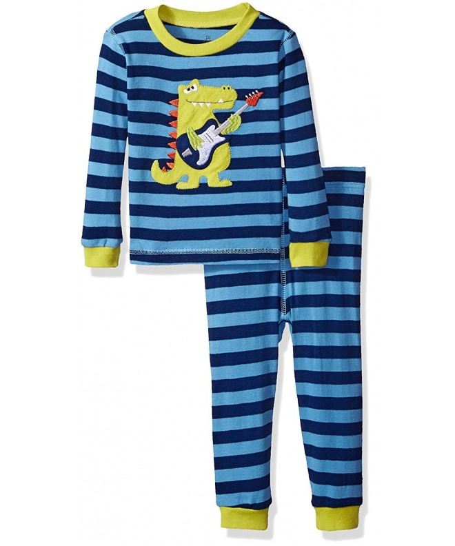 Petit Lem Dinosaur Piece Pajama