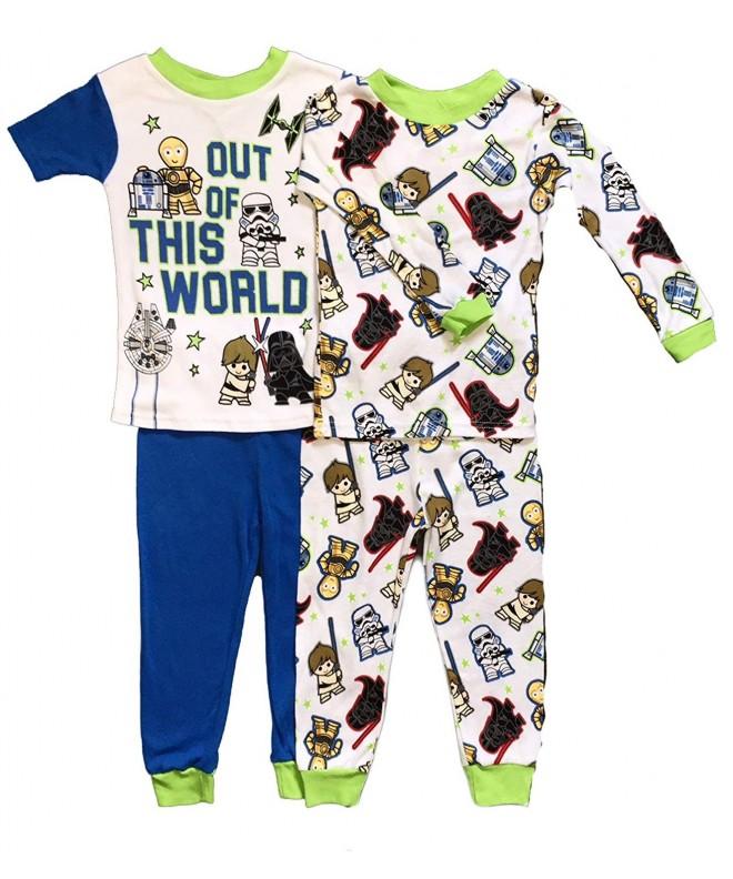 Star Little Toddler Cotton Pajama