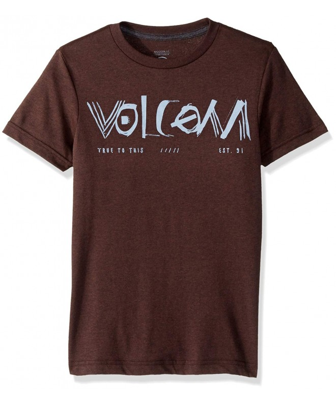 Volcom Boys Mixed Short Sleeve