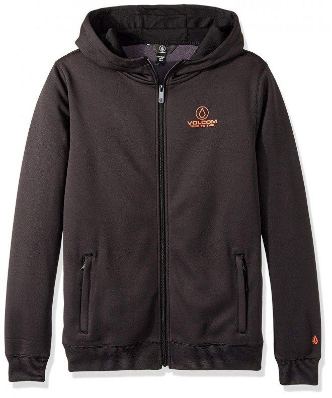Volcom Boys Taghum Bonded Fleece