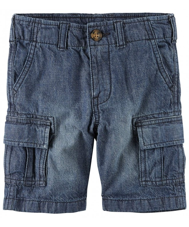 Carters Straight Woven Cargo Shorts