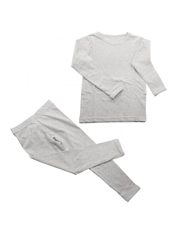 VeaRin Toddler Thermal Underwear Pajamas