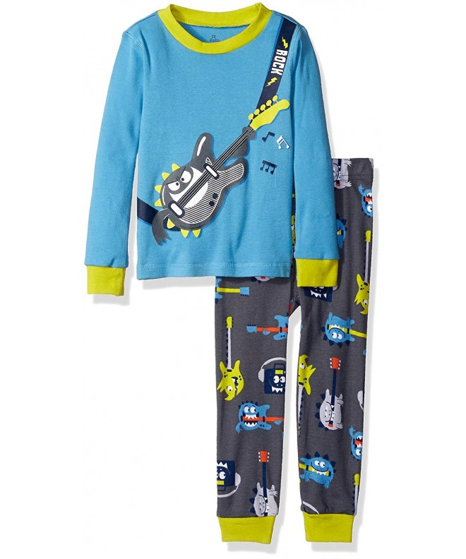 Petit Lem Little Dinosaur Pajama