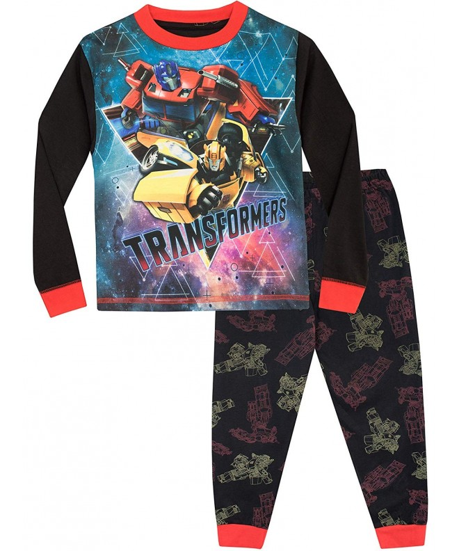 Transformers Boys Autobots Pajamas