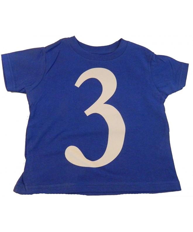 Custom Kingdom Boys3 Birthday T Shirt