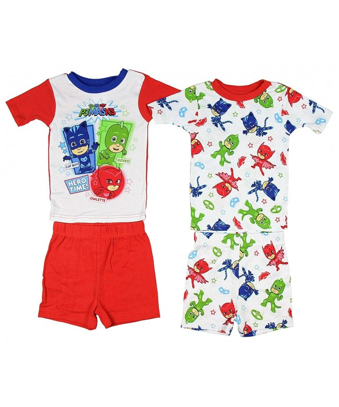Masks piece Shorts Pajamas Toddler
