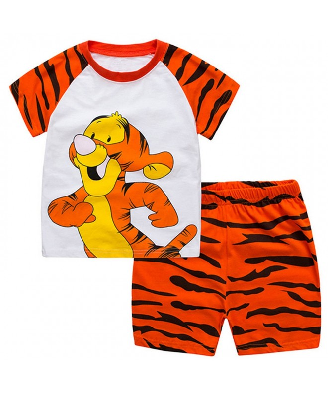 Mengmeng Crocodile Pajamas Clothes Children