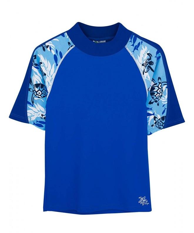 Tuga Short Sleeve Protection Swimwear